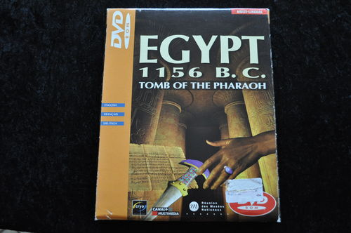 Egypt 1156 B.C.Tomb Of The Pharaoh Big Box PC Game