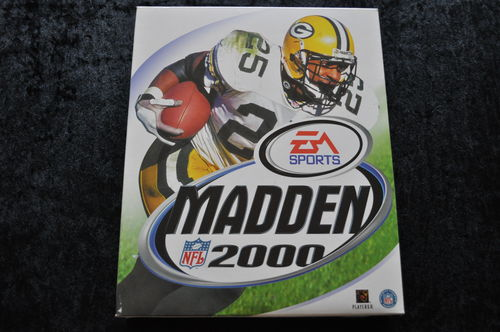 Madden 2000 Big Box PC Game
