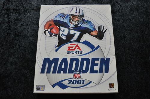 Madden NFL 2001 Big Box PC Game