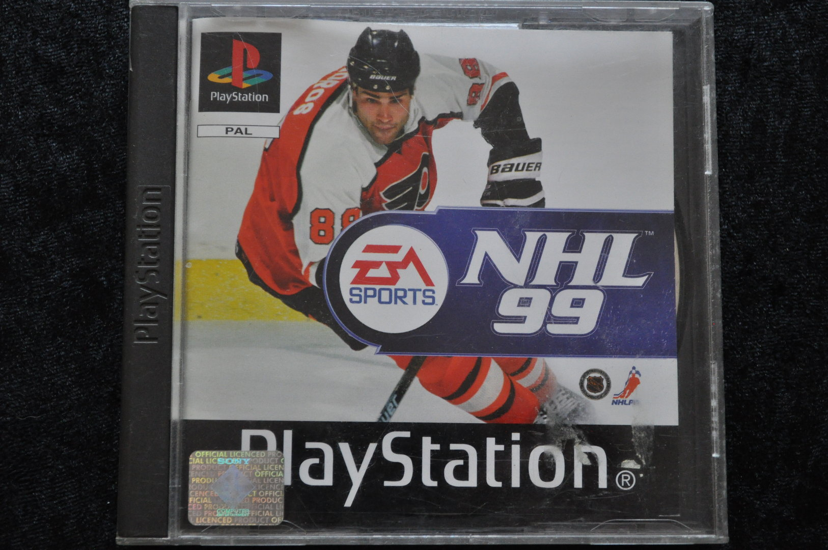 NHL 99 No Front Cover Playstation 1 PS1