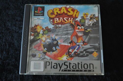 Crash Bash Platinum Playstation 1 PS1
