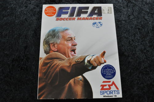 Fifa Soccer Manager Big Box PC Game