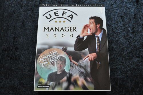 Uefa Manager 2000 Big Box PC Game