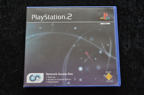 Network Access Playstation 2 PS2
