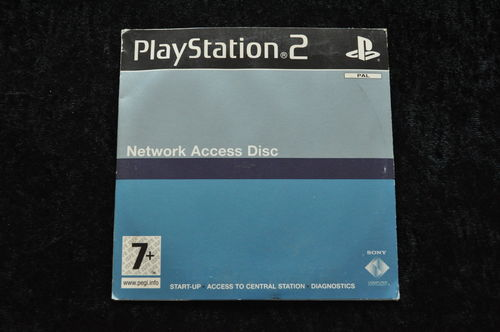 Playstation 2 Network Access Disc PS2