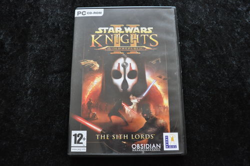 Star Wars Knights Of The Old Republic II The Sith Lords PC Game