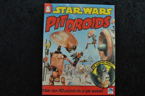 Star Wars Pit Droids Big Box Pc Game