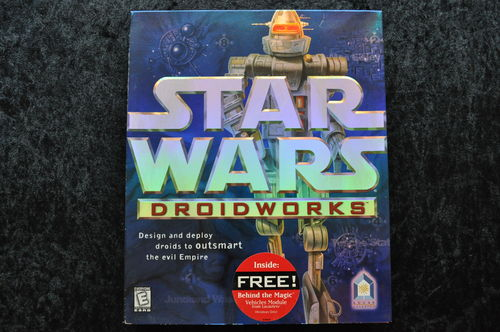Star Wars Droid Works Big Box Pc Game