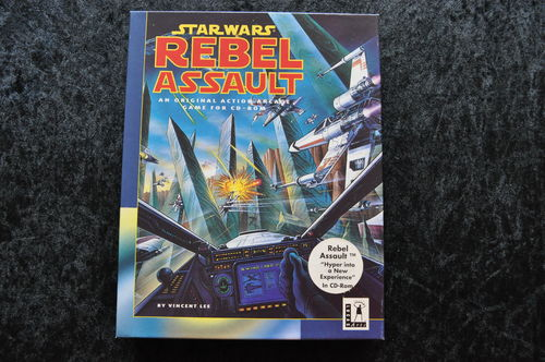 Star Wars Rebel Assualt Big Box Pc Game