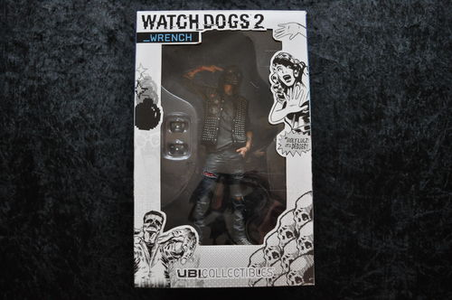 Watch Dogs 2 Wrench Figure