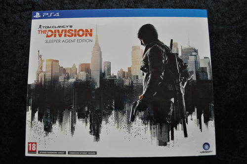 Tom Clancy's The Division Sleeper Agent Edition Playstation 4 PS4