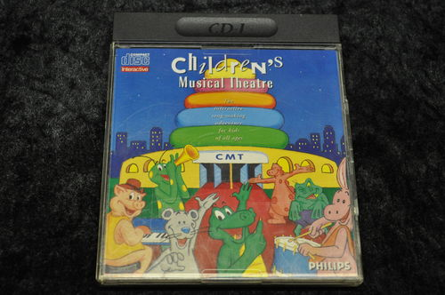 CD-I Children's musical theatre
