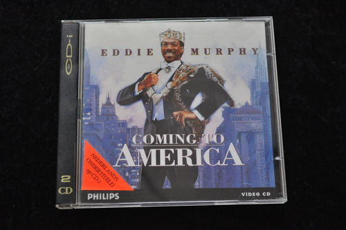 Coming to America Video CD Philips CD-I