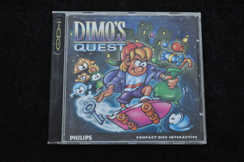 Dimo's Quest Philips CDI