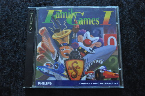 Family games 1 CD-I
