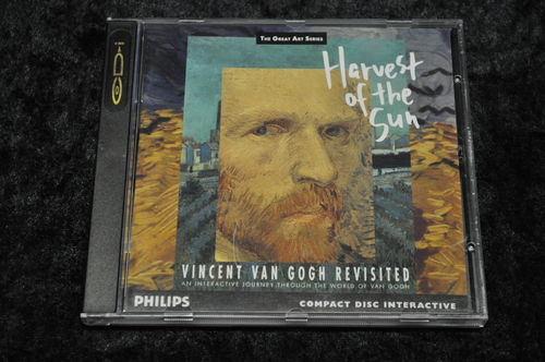 CD-I Harvest of the sun