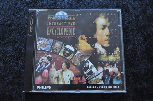Interactieve encyclopedie CD-I