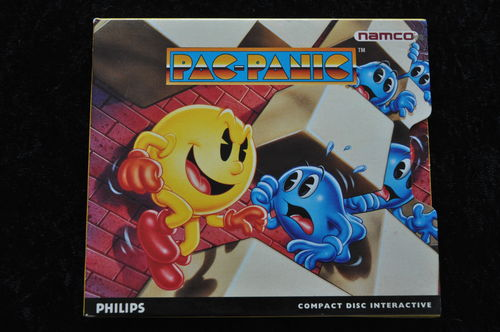 CD-I Pac panic boxed