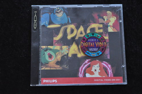 Space Ace Philips CD-I
