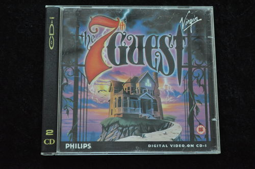 The 7th Guest Philips CD-I