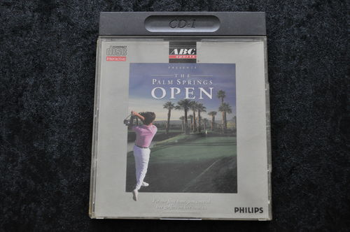 The Palm springs open CD-I