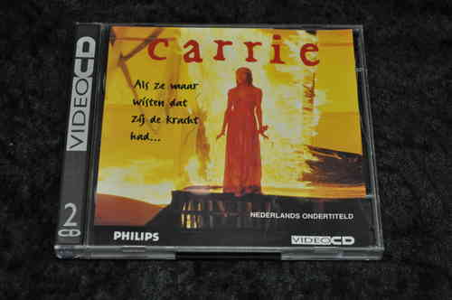 CD-I Video cd carrie