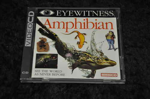 CD-I Video cd eyewitness amphibian
