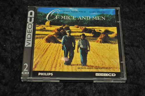 CD-I Video cd of mice and men