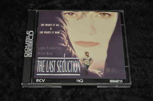 CD-I Video cd the last seduction