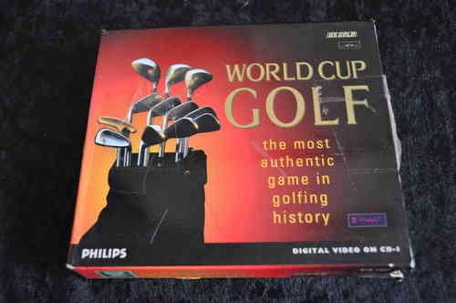 CD-I World cup golf