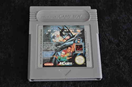 Gameboy classic Batman for ever