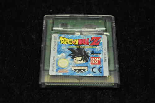 Gameboy color Dragonball Z