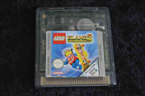 Gameboy color Lego eiland 2