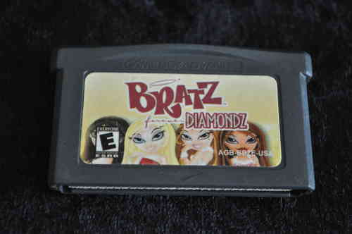 Gameboy Advance Bratz forever diamondz