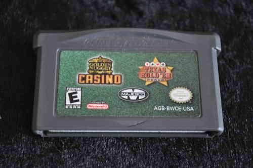 Gameboy Advance Golden nugget casino