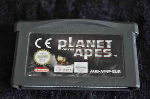 Gameboy Advance Planet of the apes