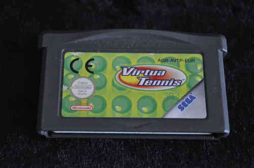 Gameboy Advance Virtua tennis