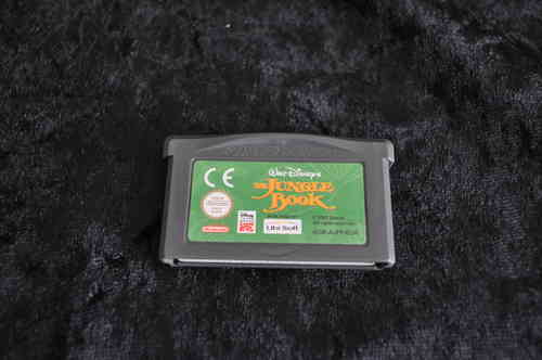 Gameboy Advance Walt disneys the jungle book