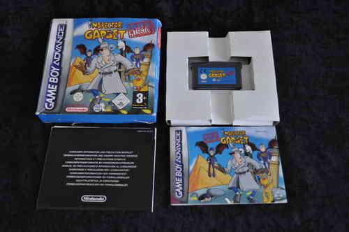 Gameboy Advance Inspector gadget Boxed