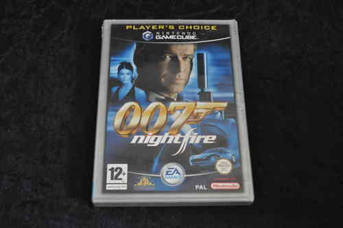 james bond 007 nightfire Nintendo GameCube