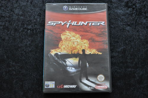 Spy Hunter Gamecube
