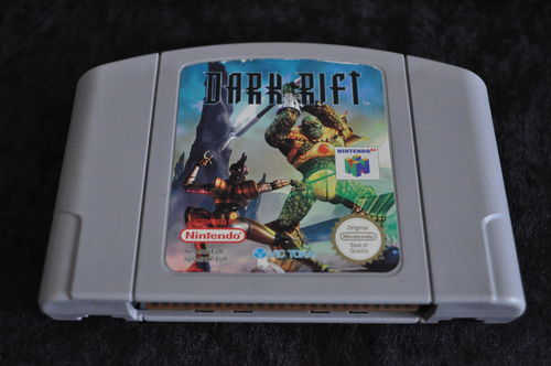 Dark rift Nintendo 64 Game