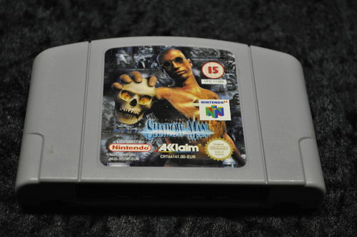 Nintendo 64 Game Shadow man
