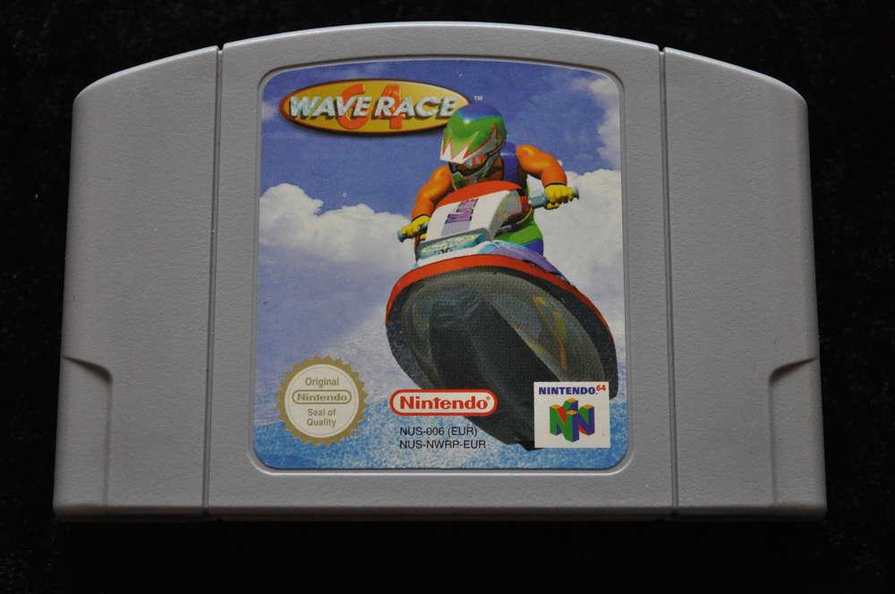 Wave race 64 Nintendo 64 Game