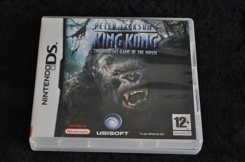 Nintendo DS King kong Boxed