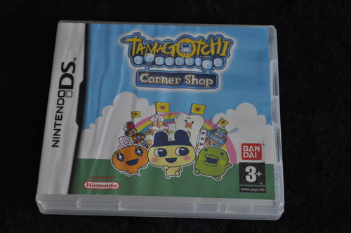 Nintendo DS Tamogotchi corner shop Boxed