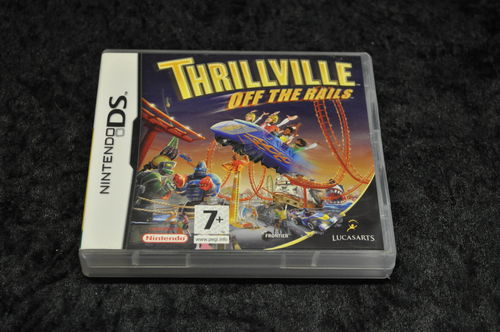 Nintendo DS Thrillville of the rails Boxed