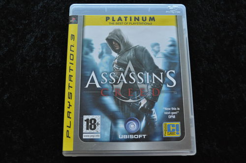 Assassins creed Platinum Playstation 3