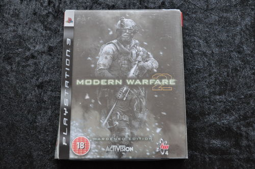 Call of Duty modern warfare 2 hardended edition Playstation 3 PS3