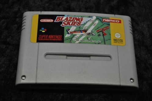 Nintendo SNES Blazing skies